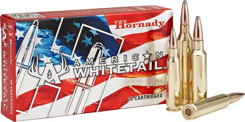 Hornady Whitetail 300 WSM 165gr, InterLock, 20rd Box