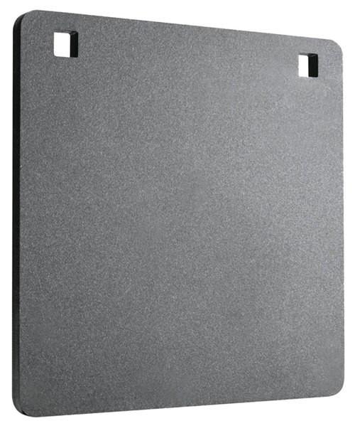"Champion Case Mass AR500 Square, 3/8"" Thick, 4"""