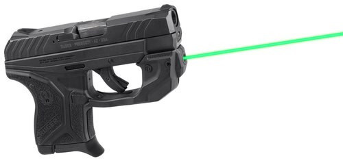 LaserMax CenterFire Ruger LCP II Green Laser Trigger Guard