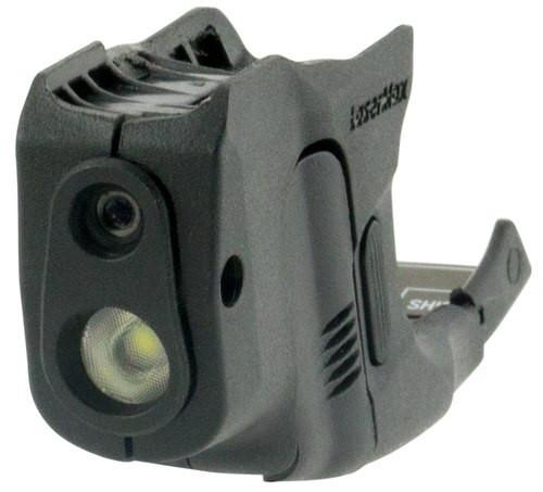 LaserMax Centerfire S&W Shield Green Laser Frame