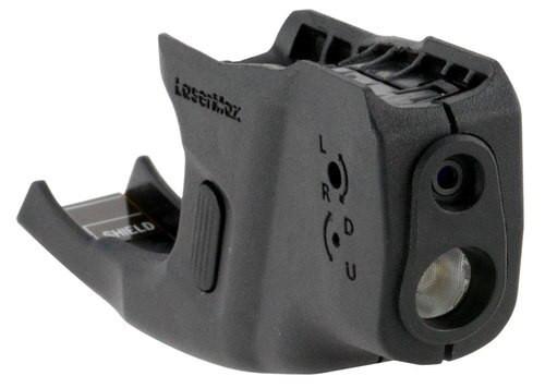 LaserMax Centerfire S&W Shield Red Laser Frame