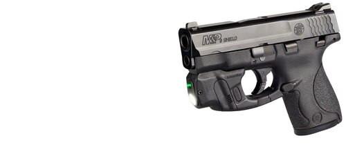 LaserMax Centerfire Laser/Light Combo Green Laser 120 Lumen S&W Shie