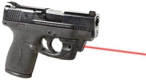 LaserMax CenterFire S&W Shield Red Laser Under Barrel
