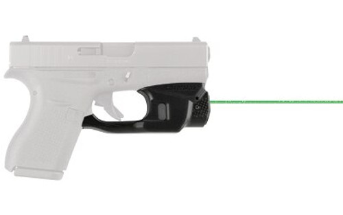 LaserMax Centerfire Laser/Light Combo Red Laser Glock 42/43 Under Bar