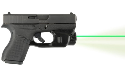 LaserMax Centerfire Laser/Light Combo Green Laser Glock 42/43 Under Bar
