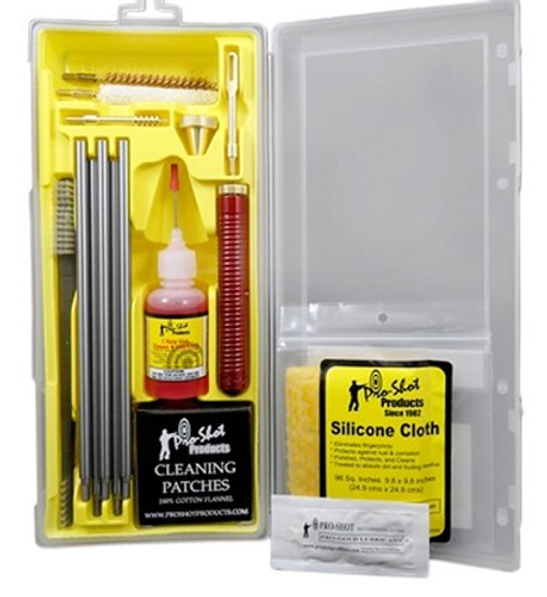 Pro-Shot Products Classic Box Kit, Cleaning Kit, 308/7.62MM Rifle