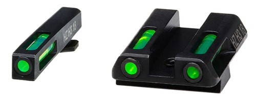 Hiviz LiteWave H3 Tritium/LitePipe Glock 42/43