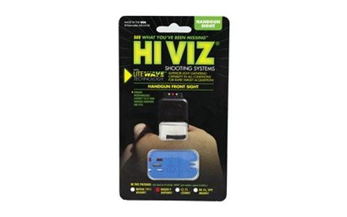 Hiviz LiteWave Ruger P/SP101 Ruger P/SP101 Steel Green Black