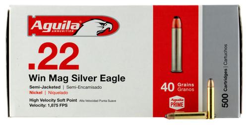 Aguila 22 MAG 40gr,