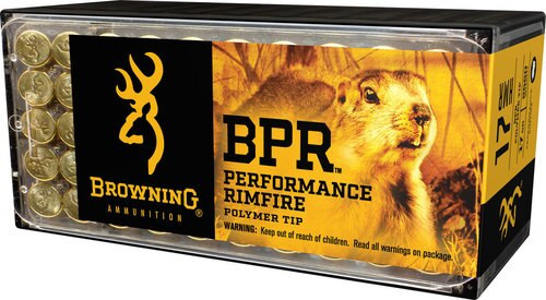 Browning BPR Performance 17 HMR 17gr, 50rd Box