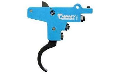 Timney Triggers Sportman Mauser 98FN Trigger Steel, Aluminum Housing Black