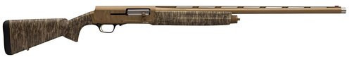 "Browning A5 Wicked Wing 12 Ga, 3.5"" Chamber, 28"" Barrel, Burnt Bronze Finish, Composite Stock, 4Rd"