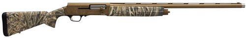 """Browning, A5 Wicked Wing, 12 Gauge, 3.5"""" Chamber, 28"""" Barrel, Burnt Bronze Cerakote Finish, Realtree Max-5 Composite Stock, 4Rd"""