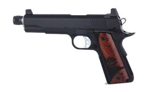 "Dan Wesson 1911 Vigil Single Stack 45 (ACP) 5""  Threaded Barrel 8rd Mag"