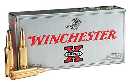 Winchester Super-X 25-35 Winchester 117gr, Soft Point, 20rd Box