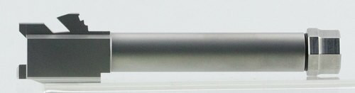"""Agency Arms Standard Line Compatible with Glock 19 9mm 4.01"""" Stainless Threaded"""
