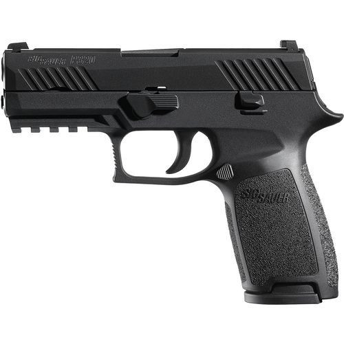 "Sig P320 Carry, 9mm, 3.9"", Siglite Night Sights, 17 rd, Certified Pre Owned"