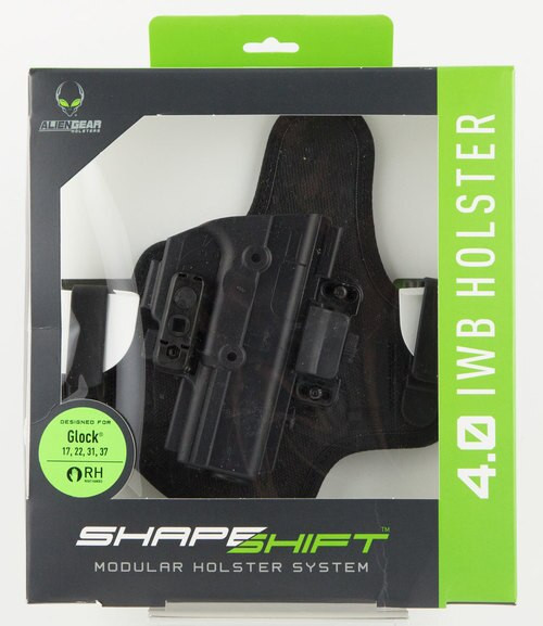 Alien Gear Holsters Shape Shift 4.0 IWB Glock 19, RH