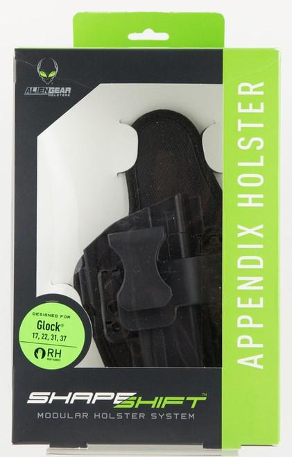 Alien Gear Holsters Shape Shift Appendix M&P Shield 45, RH