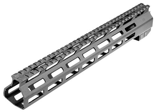 "Aim Sports AR-15 M-LOK 13"" Aluminum Black/Anodized 13"""