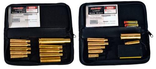 Aimshot Master Rifle Laser Boresighter Kit Multiple Brass