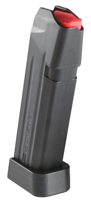 Amend2 Glock 17 9mm Magazine, Black, 18rd