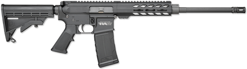 "Rock River Arms RRAGE Carbine LAR-15 AR-15 223/5.56, 16"" Barrel, 6 Position Stock, M-LOK Handguard, Black, 30rd"