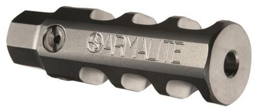 Armalite M-15 Muzzle Brake 223 Rem, 1/2X28, Tuning Screws, Black