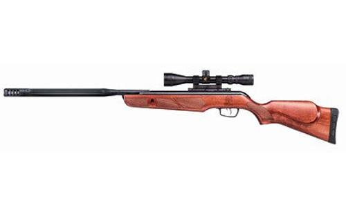 Gamo Bone Collector Hunter Air Rifle .22, Break Open, 3-9x40 Scope, Wood