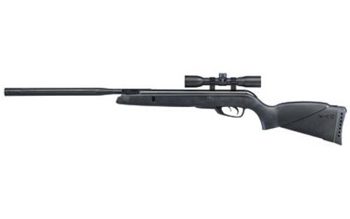 Gamo Wildcat Whisper Air Rifle .22, Break Open, Black