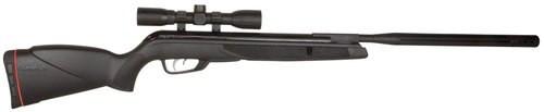 Gamo Raptor Whisper Air Rifle .177, Break Open, Black