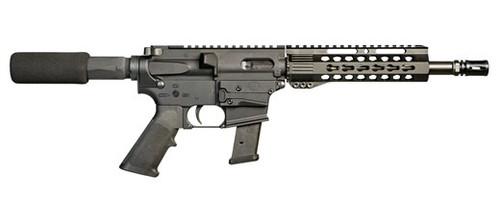 """I.O. M215 Pistol AR Pistol 9mm 10"""" Barrel 30rd Mag"""
