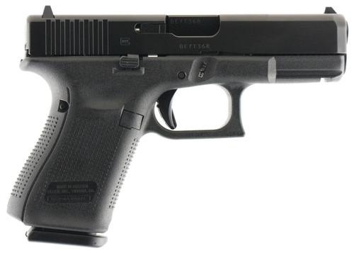 Glock 19 G5 9mm Fixed Sights USA Made 15rd Mag