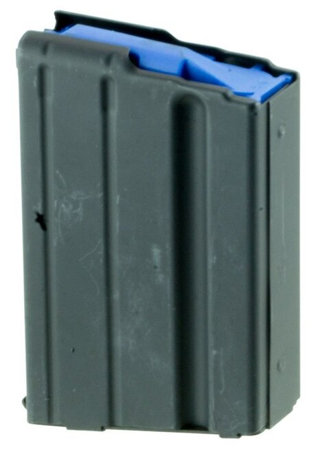 Franklin Armory AR-15 DFM Magazine 6.8mm Remington SPC, Metal, Black, 10rd