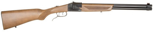 "Chiappa Firearms Double Badger Shotgun/Rifle Over/Under 22LR/20GA, 19"" Barrel, Rem Choke"