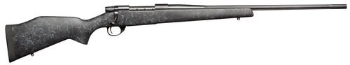 "Weatherby Vanguard Wilderness 257 Weatherby Magnum, 26"" Barrel,, , Black/Grey,  3 rd"
