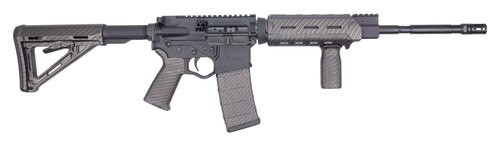 "ATI Omni Maxx AR-15, .223/5.56, 16"" Barrel, Carbon Style Magpul Furniture"