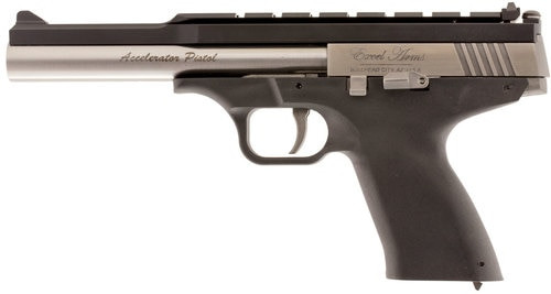 "Excel Accelerator Pistol MP-22 Double 22 (WMR) 6.5"" Barrel, Black Polymer Grip, 9rd"