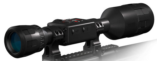 ATN Thor 4 384 HD Thermal Scope 4 Gen 4.5-18x 6 degrees x 4.7 degre