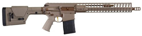 "Sig 716 Marksman Exclusive 6.5 Creedmoor, 18"" Barrel, Flat Dark Earth, 20rd Mag"