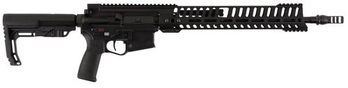 "Patriot Ordnance Factory P415 Edge 300 AAC Blackout, 16"" Barrel 14 M-LOK MRR Rail"