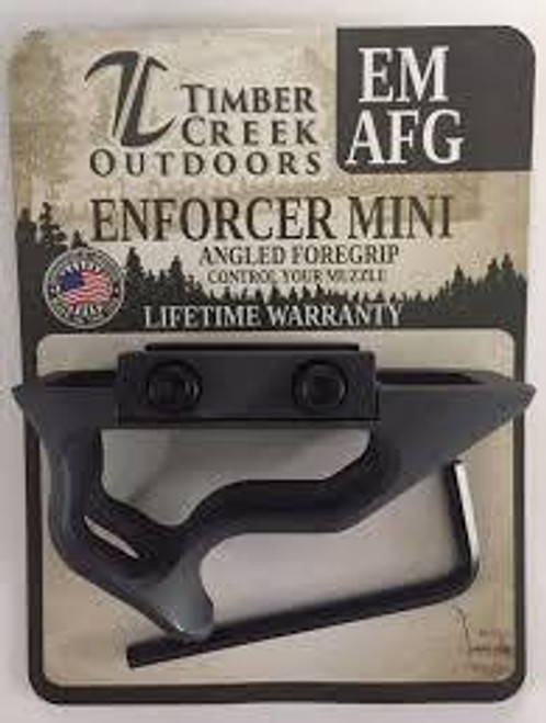 Timber Creek Enforcer Mini Angled Foregrip, Purple