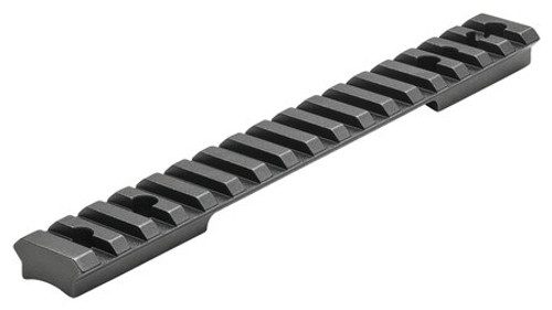 Leupold BackCountry Cross-Slot 1 Piece Base, Winchester XPR, Short Action, 20 MOA, Matte Black