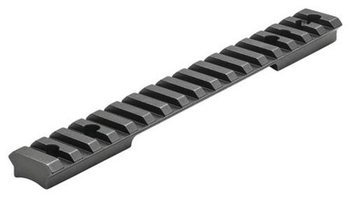 Leupold BackCountry Cross-Slot 1 Piece Base, Winchester XPR, Long Action, 20 MOA, Matte Black