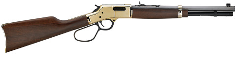 "Henry Big Boy Carbine 327 Federal 16.5"" Barrel, Walnut Stock"
