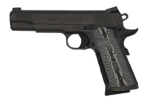 "Colt 1911 Government Combat Unit 45 ACP 5"" Barrel, Night Sights, Limited Edition 8rd Mag"