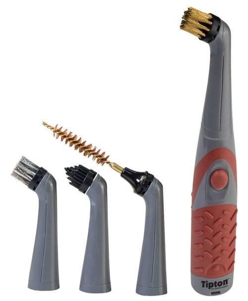 Tipton Power Clean Gun Cleaning Brush Kit Cleaning Kit 4 Pieces