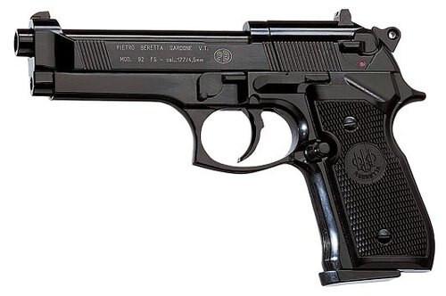 Umarex RWS 92 Air Pistol CO2 .177 Pellet Black