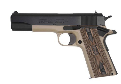 "Colt 1991 Government, 45 ACP, 5"", 8rd, TALO Exclusive, 1 of 400 Black/McMillan Tan"