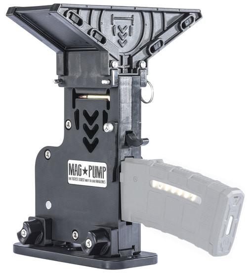 MagPump AK-47 Magazine Loader 7.62x39mm AK-47 Platform Polymer Black, 90rd